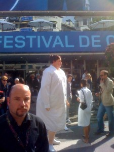 Cannes.Day3.Uknown passerby