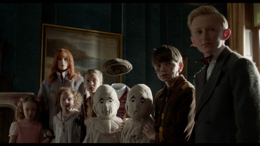 Theatrical review: MISS PEREGRINE'S HOME FOR PECULIAR CHILDREN