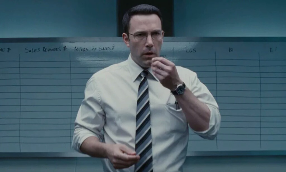Theatrical review: THE ACCOUNTANT