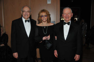 Liener Temerlin with Ann Margret and Ross Perot at the 2011 Dallas International Film Festival (Photo by John Strange)