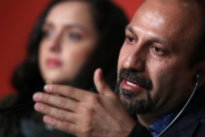 Asghar Farhadi, director of THE SALESMAN