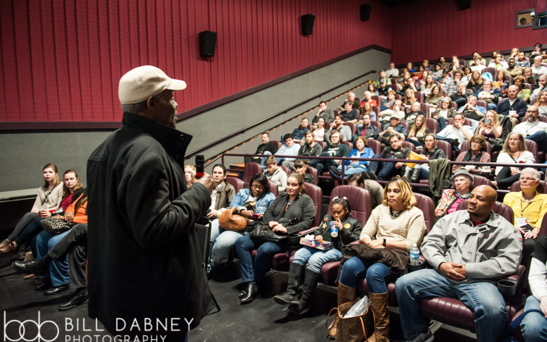FILMS GONE WILD: Danny Glover at the Oxford Film Festival and the accomplishment of a star actually showing up to the fest