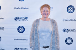 Amy Nicholson, director of the beloved short film, PICKLE (Photo by Bill Dabney)
