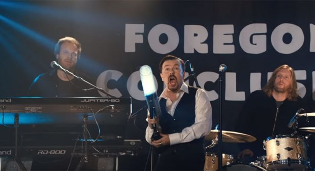 "VOD Reviews: Ricky Gervais's DAVID BRENT: LIFE ON THE ROAD revisits one of the classic characters in cult comedy in a return to the world of ""The Office"" with more than a hint of ""Spinal Tap"" to it"