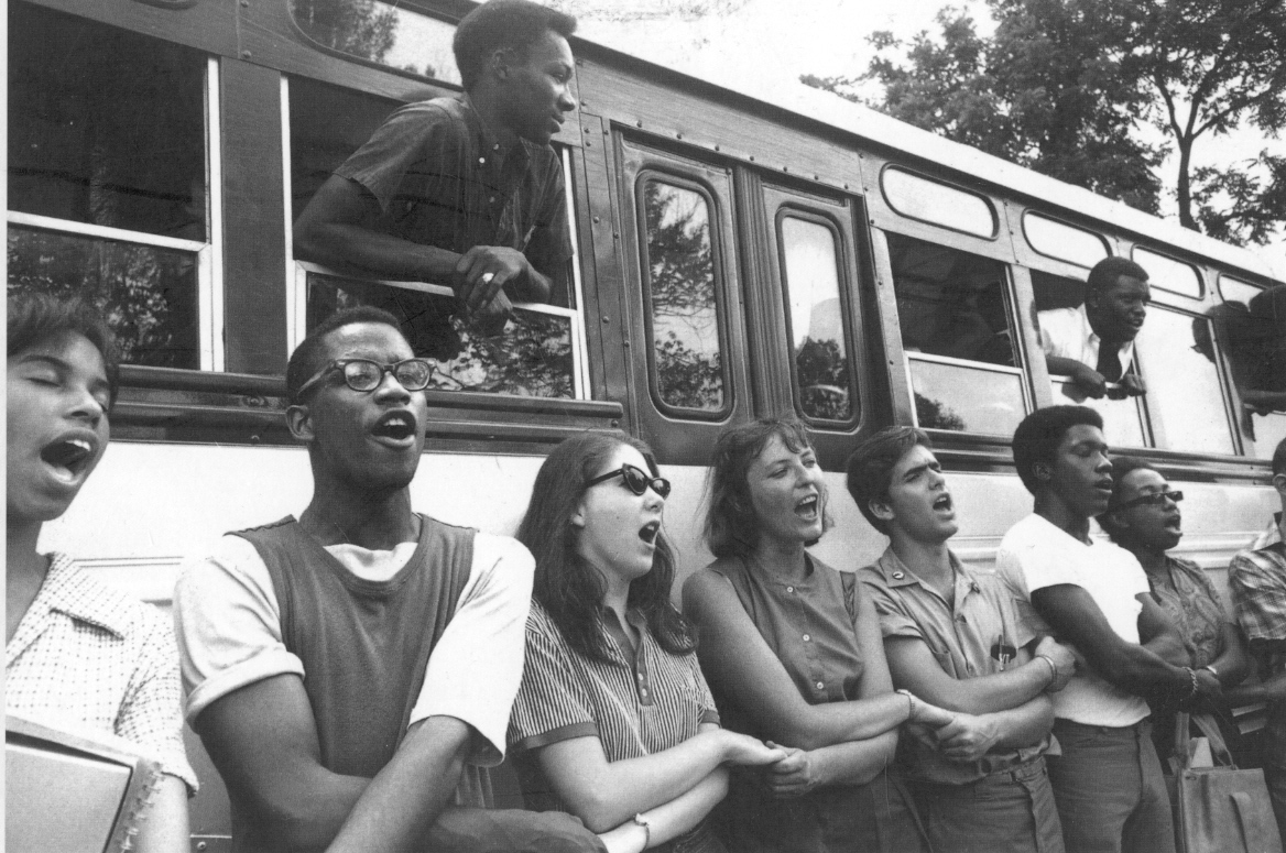 an analysis of the black civil rights movement in the 1950s and 1960s in the united states of americ