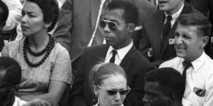 James Baldwin - more than just a face in the crowd (I AM NOT YOUR NEGRO)