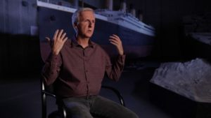 James Cameron describes how Cary reported that SCORE: A MUSIC DOCUMENTARY was the audience choice winner at the Tacoma Film Festival.
