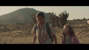 84 Lumber's CEO forgot that Trump wants to keep these two away from that big beautiful door (or at least her ad team did).