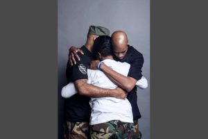 Dontre Hamilton's surviving family (BLOOD IS AT THE DOORSTEP)