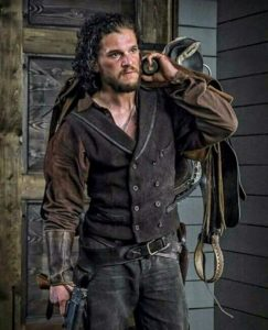 Kit Harrington in BRIMSTONE