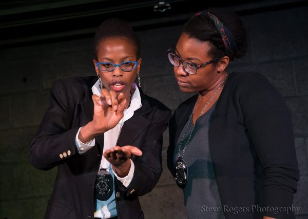AMN GINA! (Maggie Maye, Ronnita Miller) (Photo by Steve Rogers Photography)