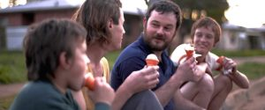 What could be scary about ice cream...? (THE SNOWTOWN MURDERS)