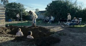 Digging the grave (THE SNOWTOWN MURDERS)
