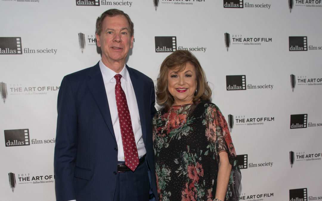 FILM FESTIVAL NEWS: The Red Carpet Photos from Dallas Film Society's ART OF FILM event honoring Robert Benton