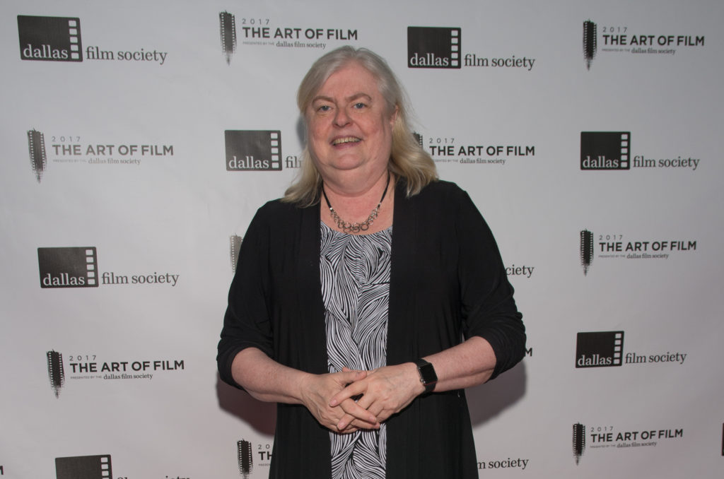 Janis Burklund, Dallas Film Commissioner, Art of Film Host Committee (Photo by Steve Duffy)