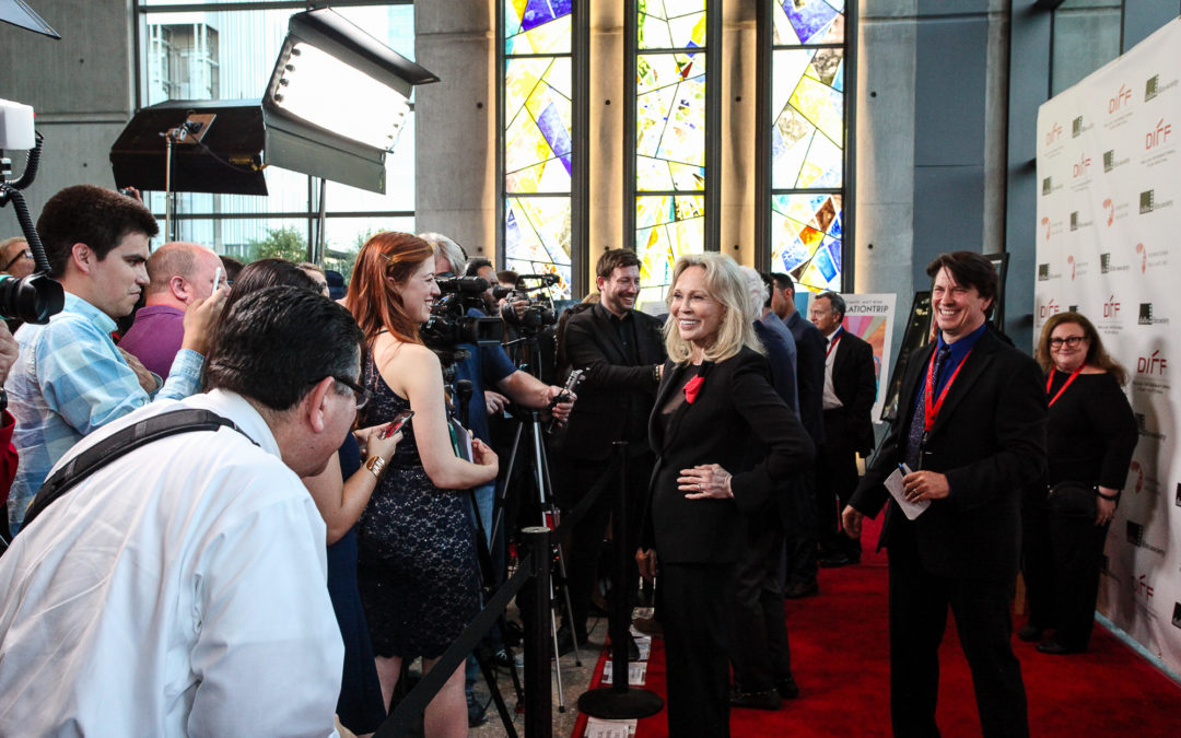 Film Festival News: Red Carpet Photos from the Dallas International Film Festival's Opening Night Gala Presentation of BONNIE AND CLYDE