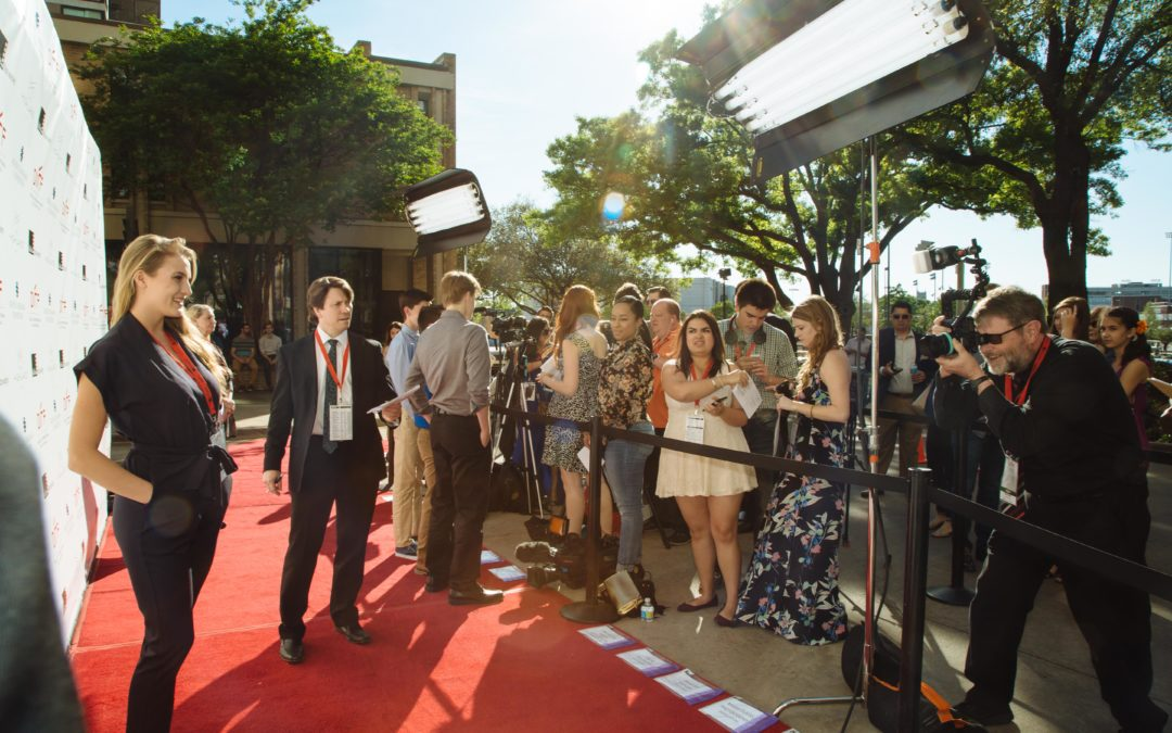 FILM FESTIVAL NEWS: The 2017 Dallas Film Society Honors Red Carpet with a Dallas Shining Star, her movie star mother, and much, much, more!