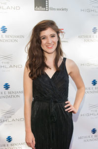 Noël Wells (Director/Screenwriter/Star) of MR. ROOSEVELT (Photo by Steve Duffy/Selig Polyscope Company)