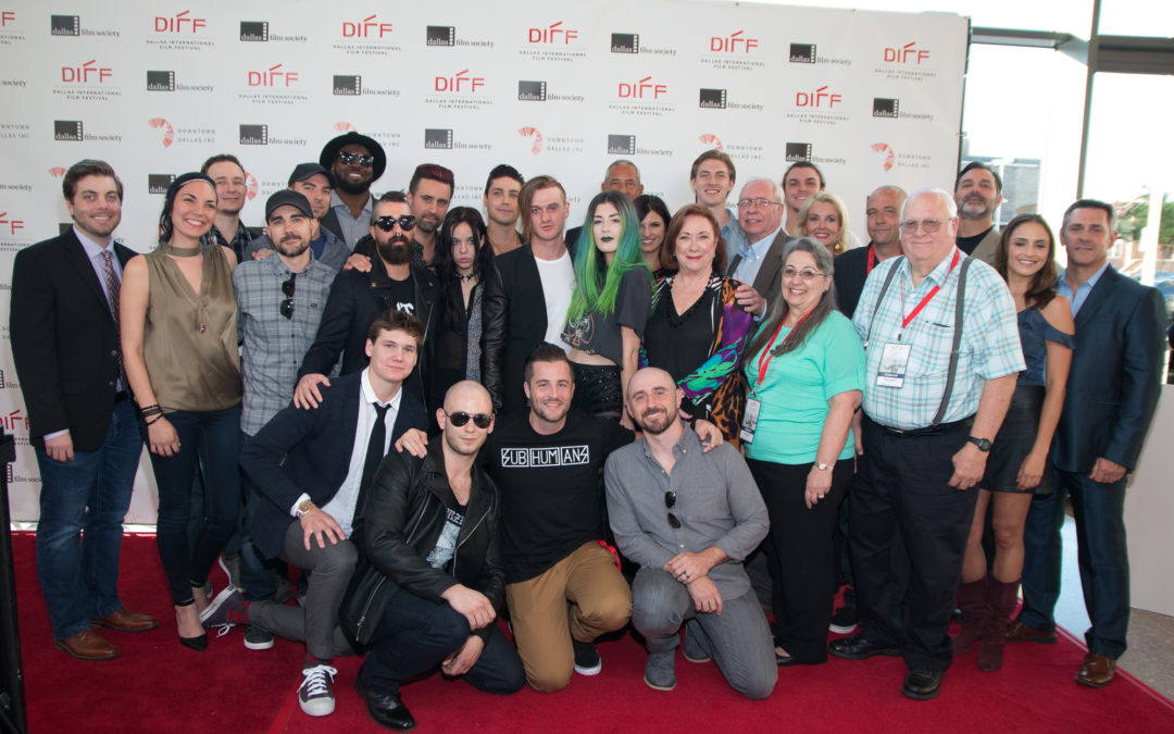 FILM FESTIVAL NEWS: BOOM! BOMB CITY blows up DIFF's red carpet on Friday, March 31st