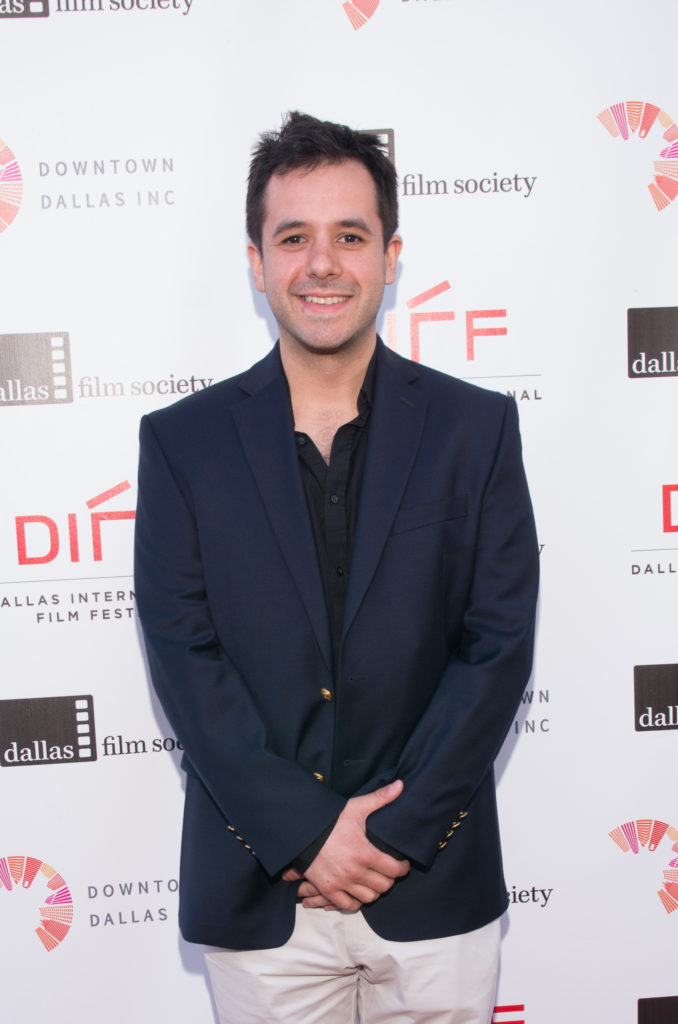 Daniel Pfeffer, Director and Screenwriter of WHILE I WAS GONE Photo by Steve-Duffy/Selig Polyscope Company)