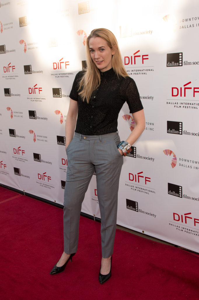 Emily Carmichael, Juror (Narrative Features) and Screenwriter (PACIFIC RIM 2) (Photo by John R. Strange/Selig Polyscope Company)