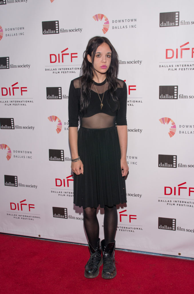 Lorelei Linklater (BOMB CITY) (Photo by Steve Duffy)