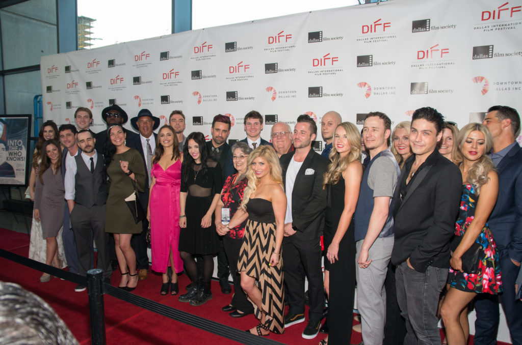 The BOMB CITY cast and crew (Photo by Steve Duffy)