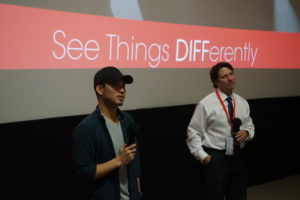 DIFF 2017 Q&A with Alex Chi, producer of GOOK
