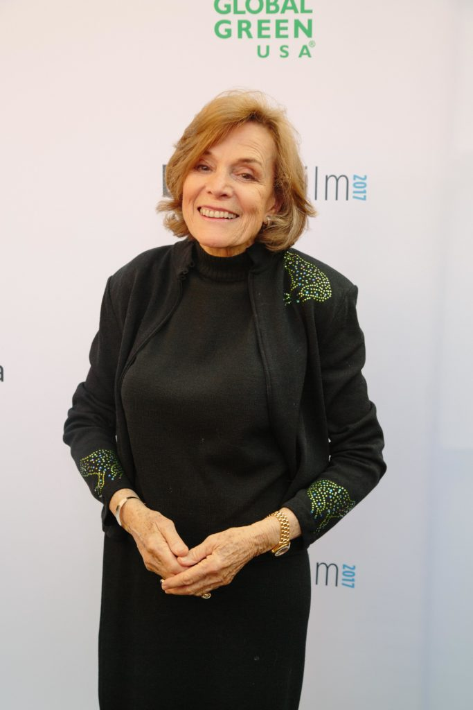 Honoree Dr. Sylvia Earle (Photo by Lindsay Jones)