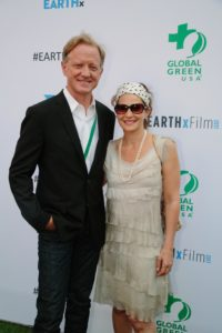 Jamie Redford (Director), Jill Tidman (Producer) of  HAPPENING (Photo by Lindsay Jones)