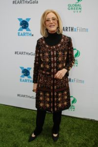 Judith Lifson (EARTHxFilm Founders Circle) (Photo by Lindsay Jones)