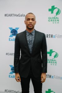 Kendrick Sampson (How to Get Away With Murder) (Photo by Lindsay Jones)