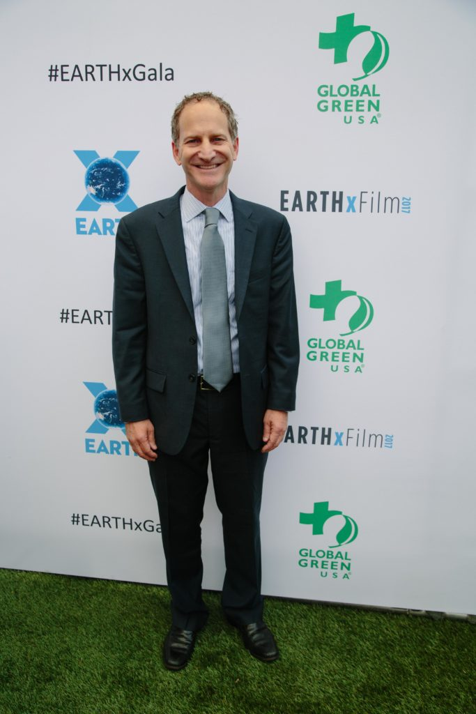 Honoree Michael Green (Board Member & CEO, Center For Environmental Health) (Photo by Lindsay Jones)