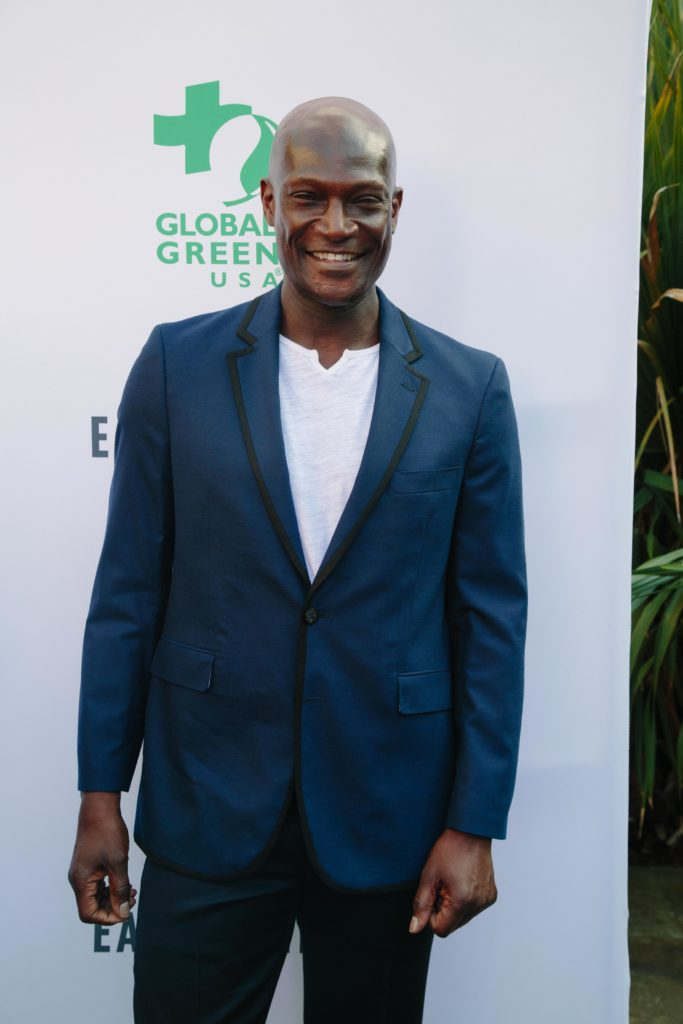 Peter Mensah (Sparticus) (Photo by Lindsay Jones)