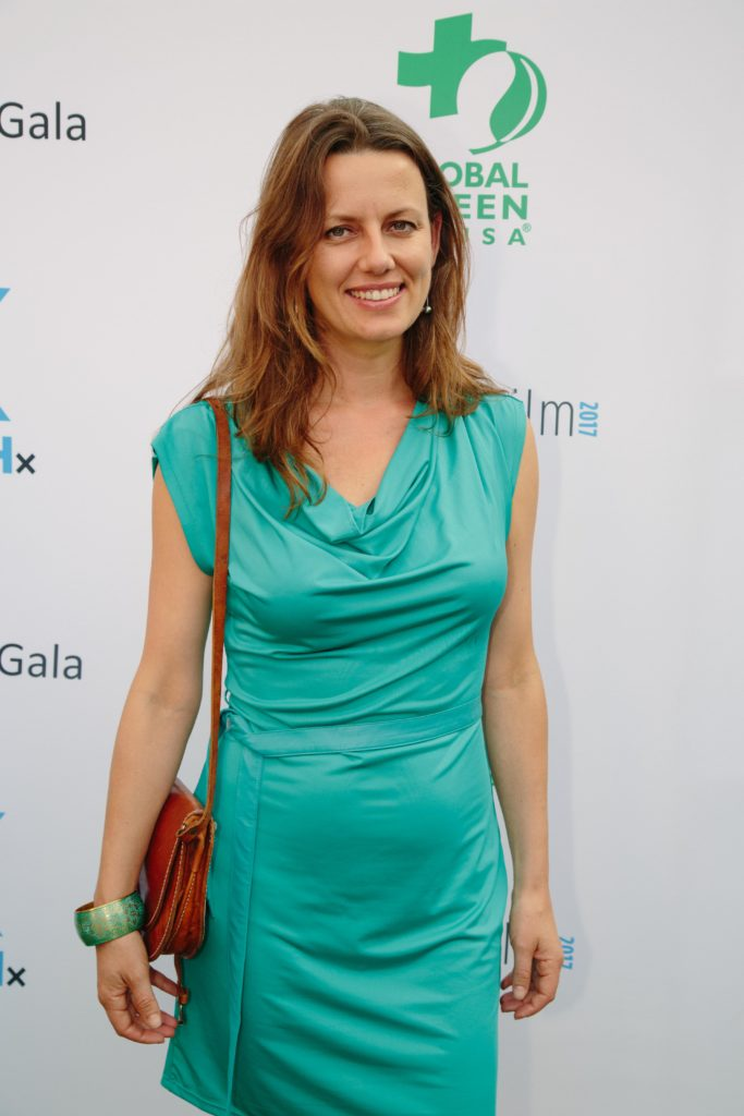 Sophie Ansel, Director of OUT OF THE BLUE (Photo by Lindsay Jones)