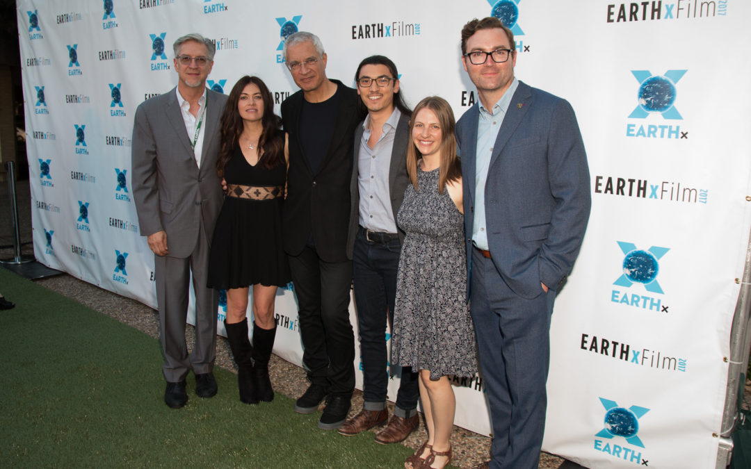 FILM FESTIVAL NEWS: EARTHxFilm's Opening Night Green Carpet for CHASING CORAL