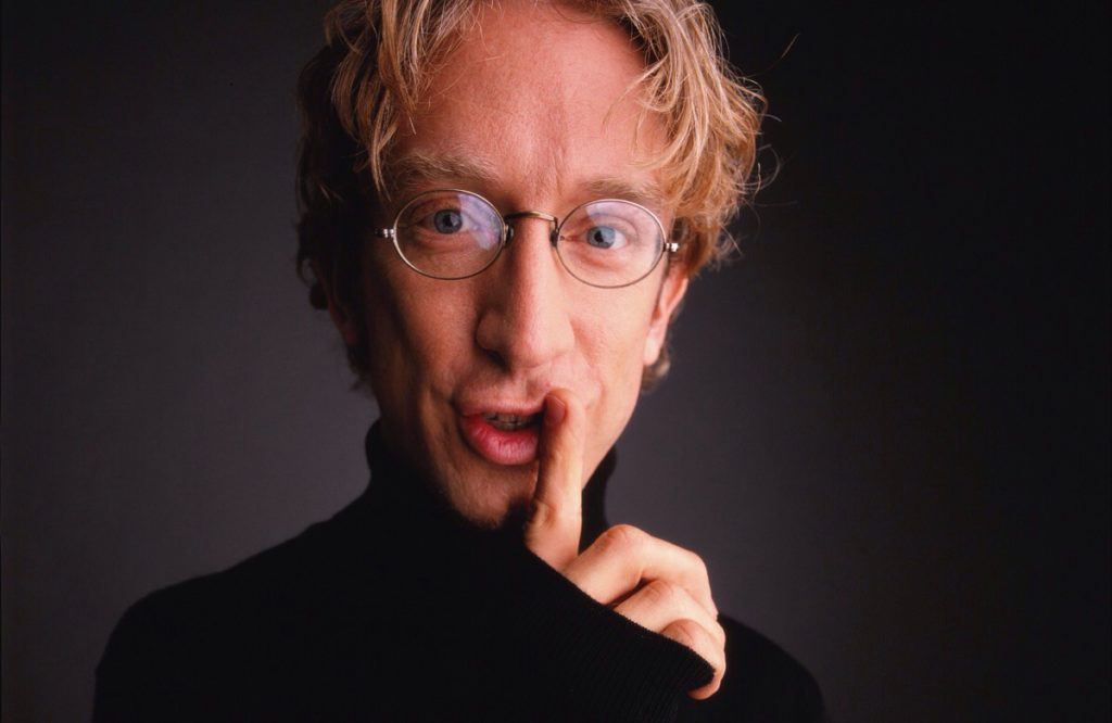 EVERYBODY HAS AN ANDY DICK STORY
