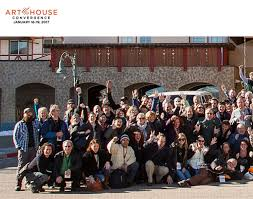 The participants of the 2017 Art House Convergence