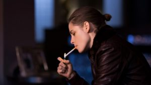 """""""She personifies all the cinematic notions Assayas is concerned with."""" Kristen Stewart in PERSONAL SHOPPER"""