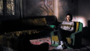 The isolation of the house in PERSONAL SHOPPER