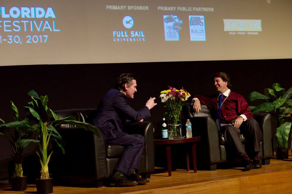 An Evening with Billy Crudup (Photo by Dave Martinez)