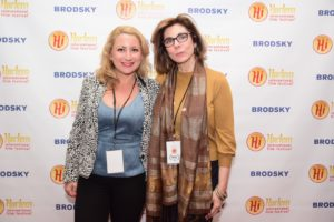 Director Serena Dykman, and producer Alice Michalowski of NANA (Photo by Quack Nation)