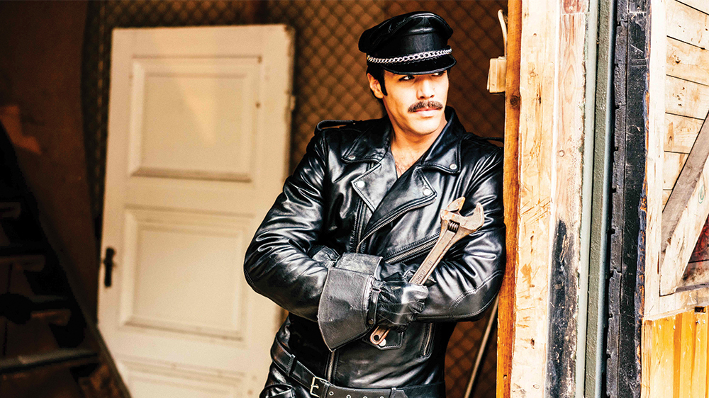 TRIBECA 2017 REVIEWS: Dome Karukosi's TOM OF FINLAND bio-pic is an entertaining and well-told reminder of the reality of bigotry toward gay people that is currently having a resurgence (as our reviewer was reminded yet again following the screening)