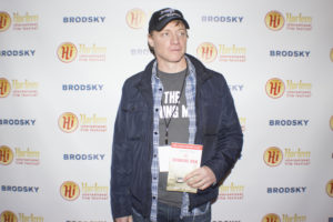Kevin Fortuna, producer and author of the book THE DUNNING MAN is based on (Photo by Quack Nation)