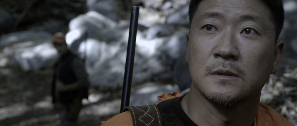 Tom Choi in LONE HUNTER
