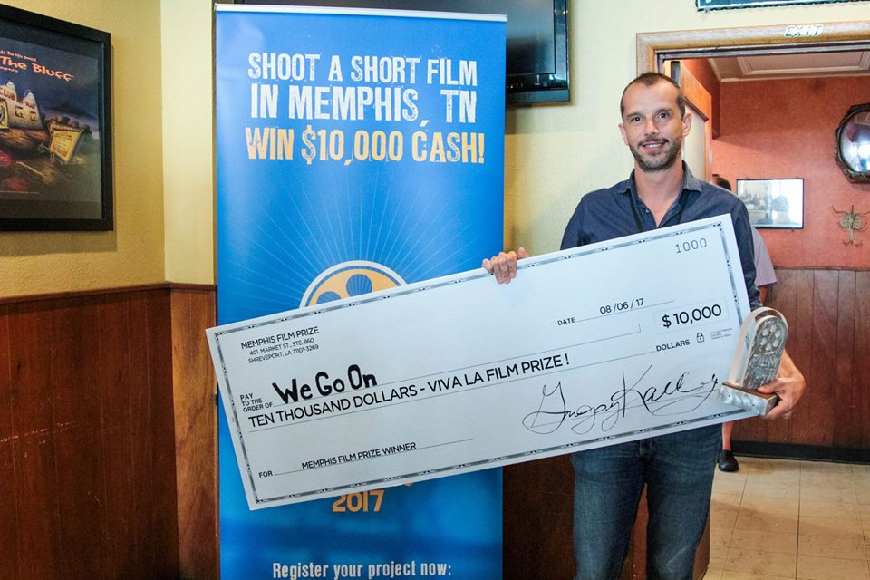 FILM FESTIVAL NEWS: The 2017 Memphis Film Prize Announces the Winner of its $10,000 Cash Prize
