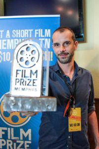 Matteo Servente shows us what the Film Prize looks like up close and personal.