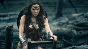 "WONDER WOMAN heading into ""No Man's Land"" just like Patty Jenkins did."