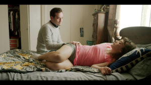 Marcos Gonzalez and Allie Pratt play a young a couple trusting each other to make a big decision in POSSIBILITY.