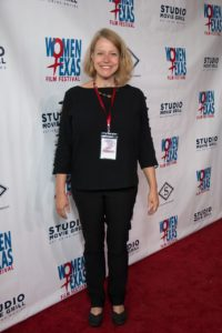 IT'S CRIMINAL: A TALE OF TWO AMERICA'S director Signe Taylor (Photo by John Strange)